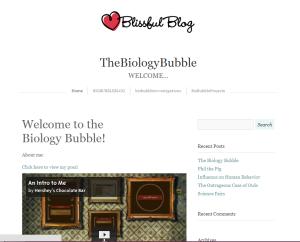 biolgoy website